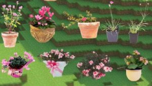 Скачать Painter's Flower Pot для Minecraft 1.5.1