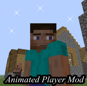 Скачать Animated Player для Minecraft 1.5.1