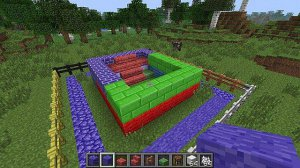 Скачать Colored Cobblestone Mod для Minecraft 1.5.1